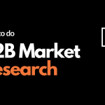 Header - how to do b2b market research