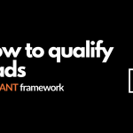Header - How to qualify leads