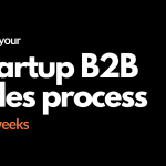 Header - set up your 2b2 sales process in 3 weeks